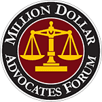 Million Dollar Advocates Member