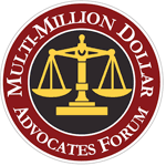 Multi-Million Dollar Advocates Forum Member